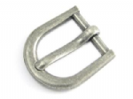 20mm Zinc Cast Nickle Free Belt Buckle. Code BUC174